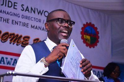 Sanwo-Olu sacks Tourism commissioner