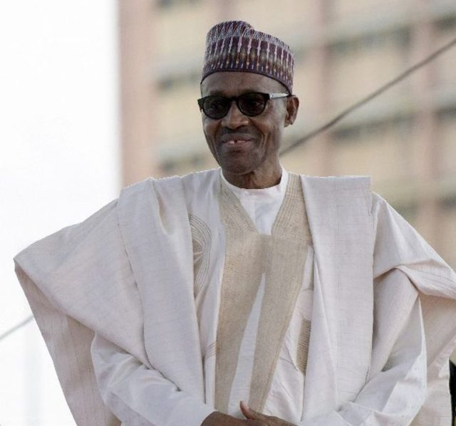 Buhari Nigeria povery capital