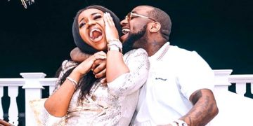 Davido and Chioma welcome first son