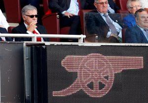 Stan Kroenke owns Arsenal