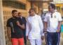 Kunle Afolayan and Otedola