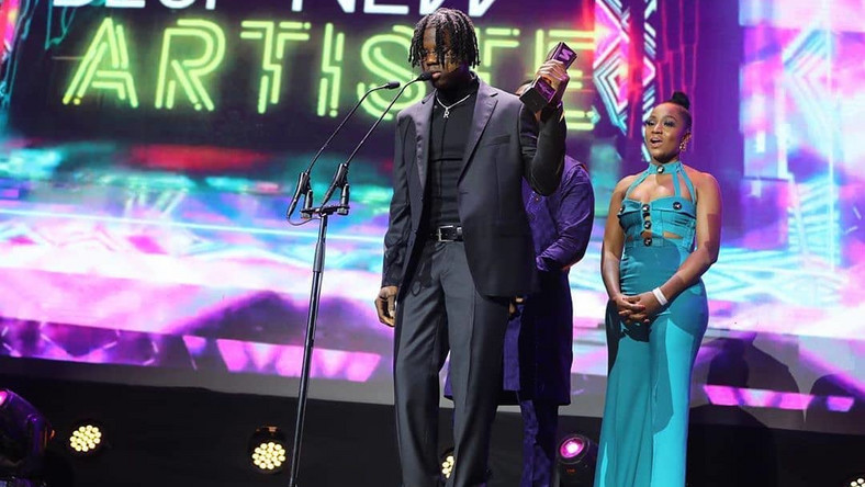 Rema wins big at Soundcity MVP