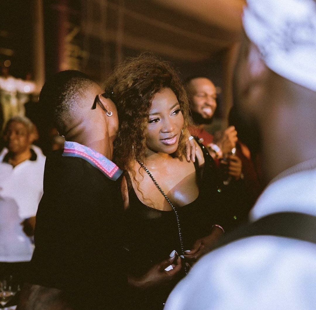 Wizkid and Genevieve