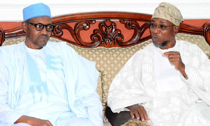 Buhari and Aregbesola