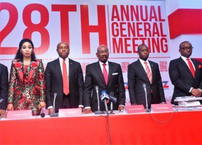 Zenith Bank announces N208 billion profit