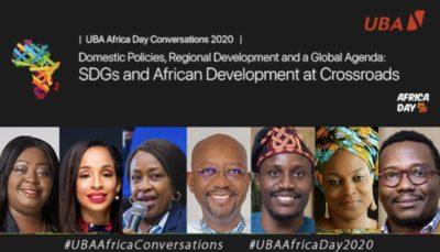 UBA Africa Day conversations