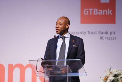 Segun Agbaje of GTBank