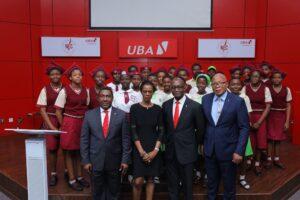 UBA Foundation NEC