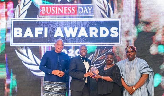 UBA wins big at BAFI