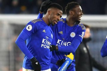 Iheanacho and Ndidi