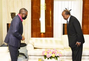 Dangote and Biya